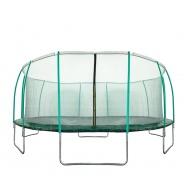 Aga SPORT FIT Trampolína 500 cm Dark Green + vnútorná ochranná sieť