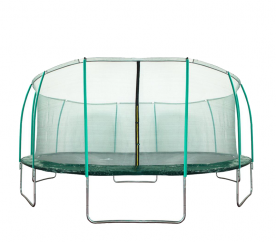 Aga SPORT FIT Trambulin 500 cm Dark Green + belső védőháló