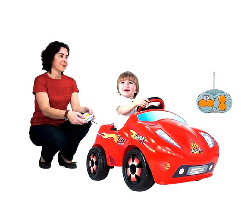 Injusa Elektrické autíčko FIRE 6V
