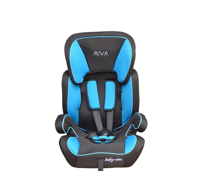 Baby Coo autosedačka RIVA 2018 Black Blue