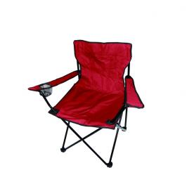 Linder Exclusiv ANGLER PO2455 Red Kemping szék