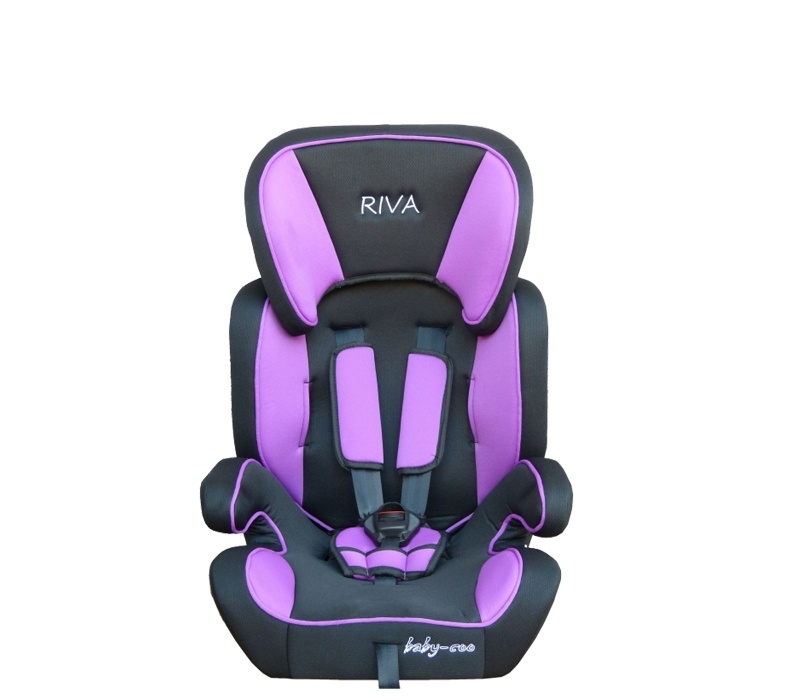 Baby Coo autosedačka RIVA 2018 Black Violet