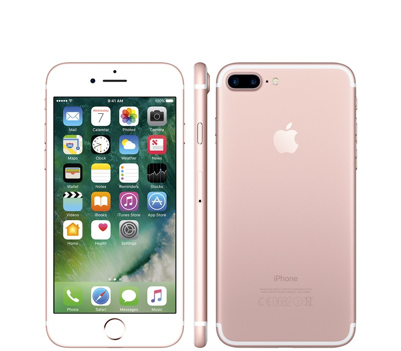 Apple iPhone 7 Plus 128GB Rose Gold Kategorie: A