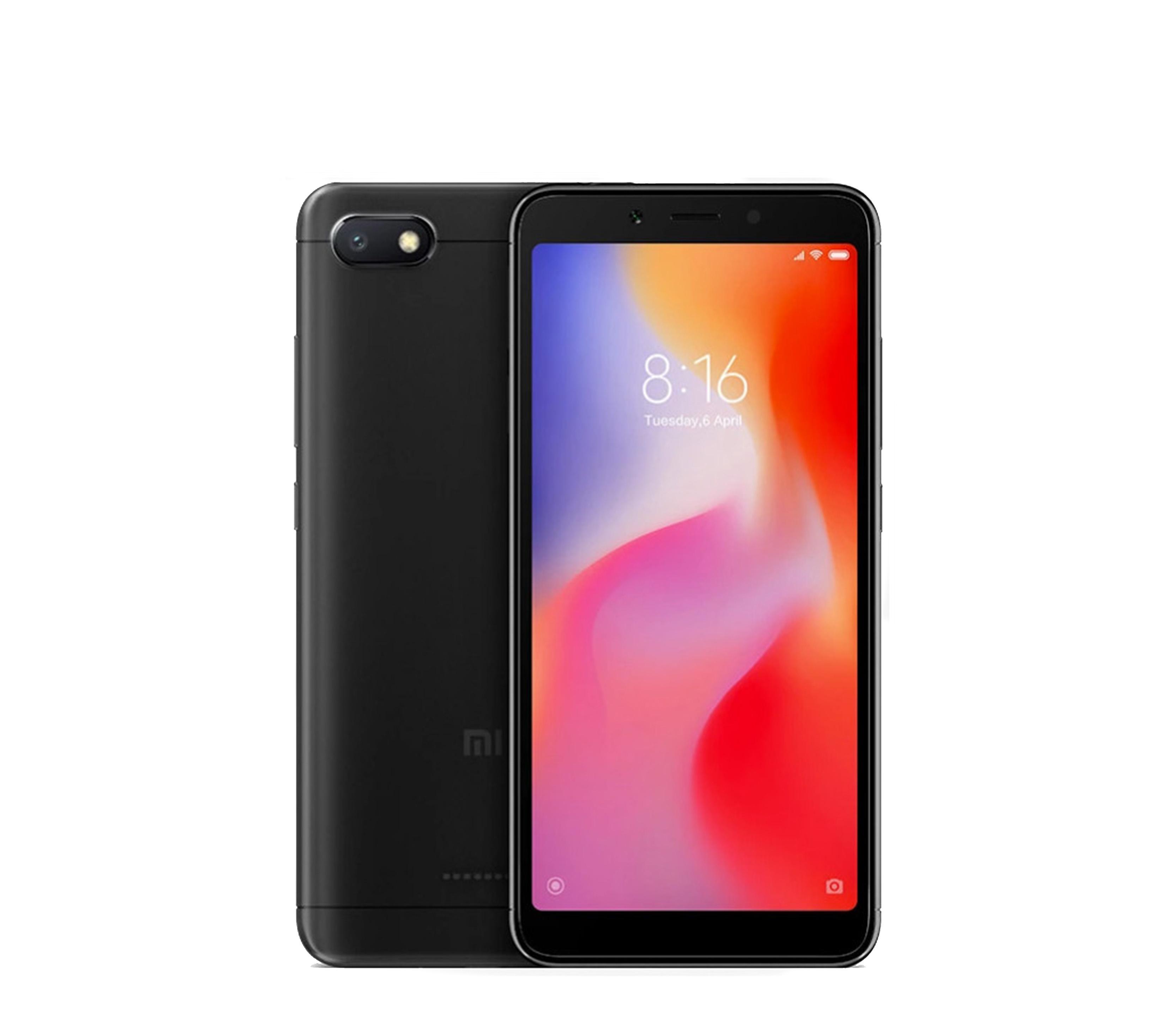 Xiaomi Redmi 6A 2GB/16GB Black