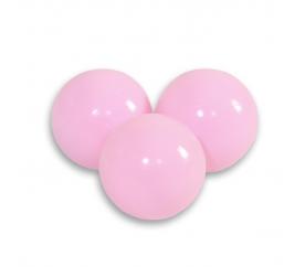 Aga Plastové loptičky Růžové 100 ks