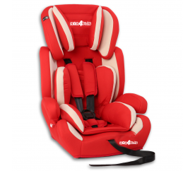 Aga4Kids Autoülés Red - White