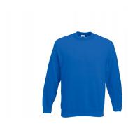 dda9d8a451 Fruit Of The Loom SET-IN SWEAT Royal Blue