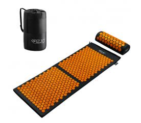 4FIZJO Mata do akupresury z poduszką Orange ACM12