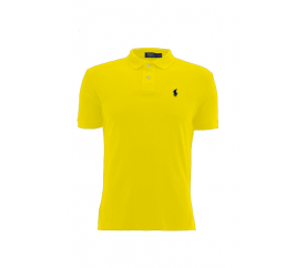 Ralph Lauren POLO Yellow Small Ponny Navy