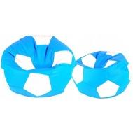 Aga ülőhely BALL Szín: Kék - Fehér