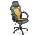 Kancelářské křeslo Racing Black - Yellow