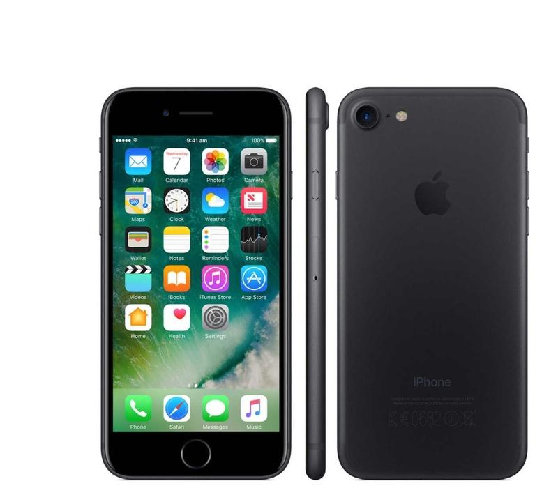 Apple iPhone 7 128GB Black Mate Kategorie: A