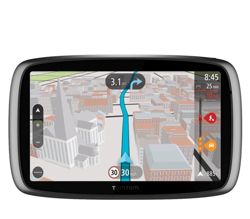TomTom GPS navigácia GO 6000