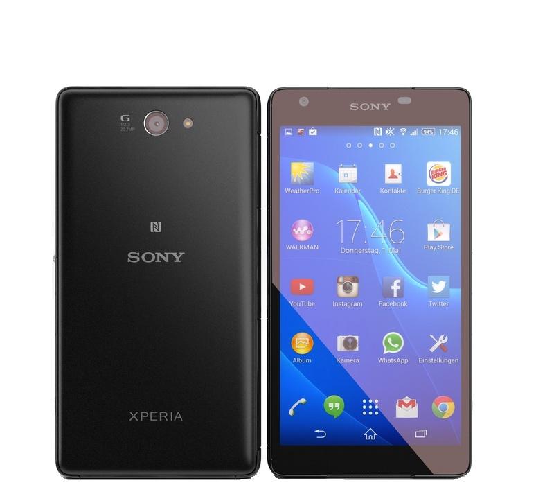 Sony Xperia Z2A D6563 Black