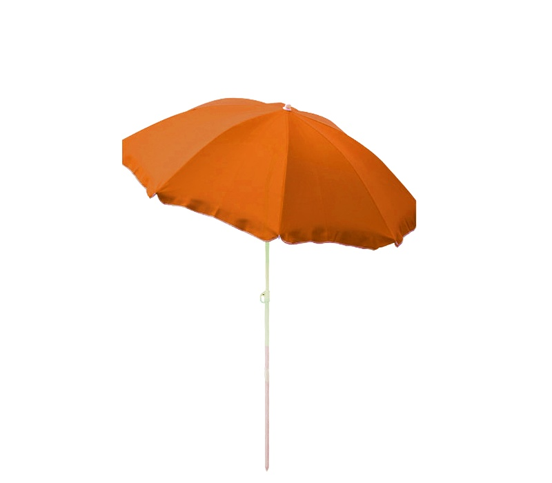 Linder Exclusiv Slnečník NYLON MC180N 180 cm Orange