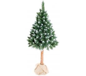 Aga Vánoční stromeček 160 cm s kmenem
