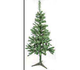 Aga karácsonyfa zöld fenyő 120 cm