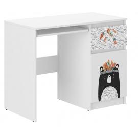 Wooden Toys Dětský psací stůl Bear N-33