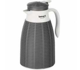 Lamart termoska Ratan LT4042 1l - hnědá - Lamart