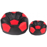 Aga ülőhely BALL Szín: fekete - piros