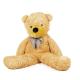 Doris Velký plyšový medvěd 130 cm Béžový