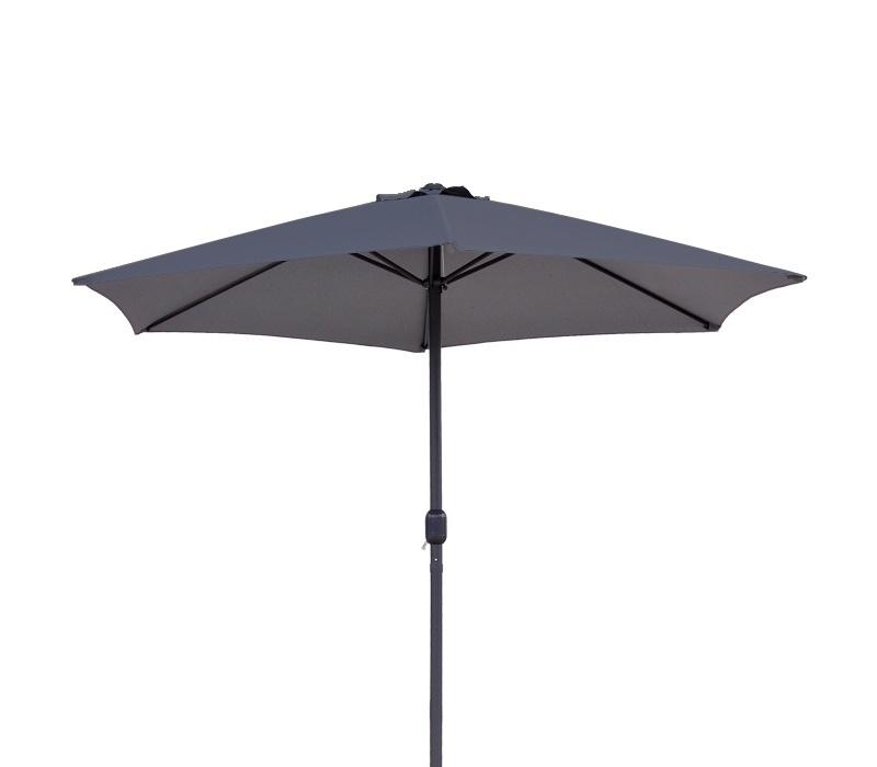 Aga Slnečník CLASSIC 300 cm Dark Grey