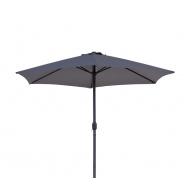 AGA CLASSIC 300 cm Dark Grey napernyő