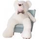 Aga4Kids Plyšový medveď 190 cm Amigo White