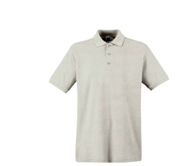 Fruit Of The Loom Tričko PREMIUM POLO White