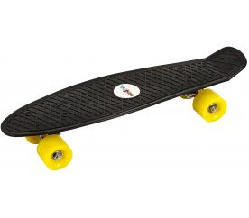 Aga4Kids Skateboard Black