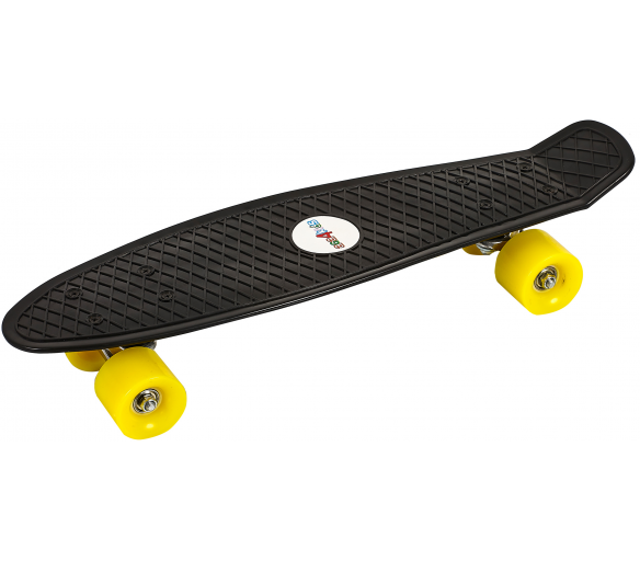 Aga4Kids Skateboard Black