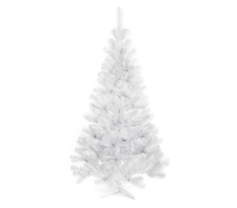 Aga Vánoční stromeček JEDLE Bílá 220 cm