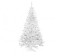 Aga Vianočný stromček JEDĽA Biela 220 cm
