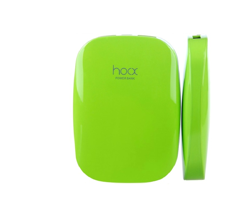 Hoox Magic Stone 6000 mAh Green