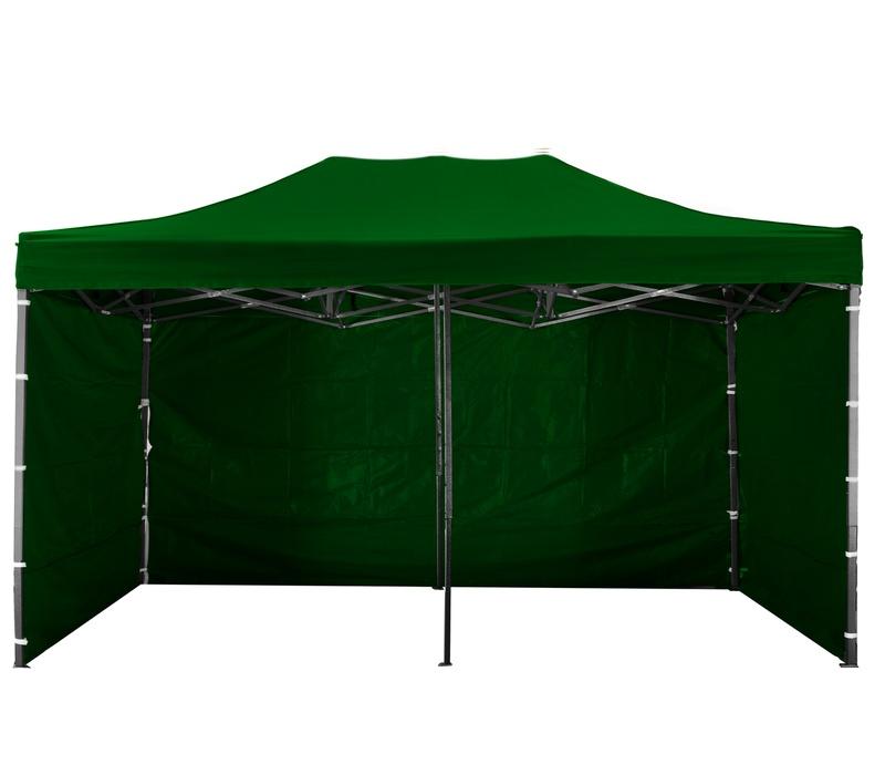Aga Prodejní stánek 3S PARTY 3x6 m Green