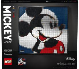 LEGO® Disney 31202 Disney's Mickey Mouse