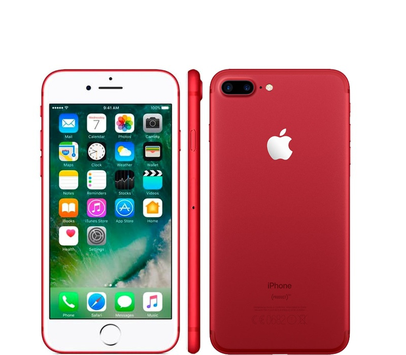 Apple iPhone 7 Plus 128GB Red Kategorie: B