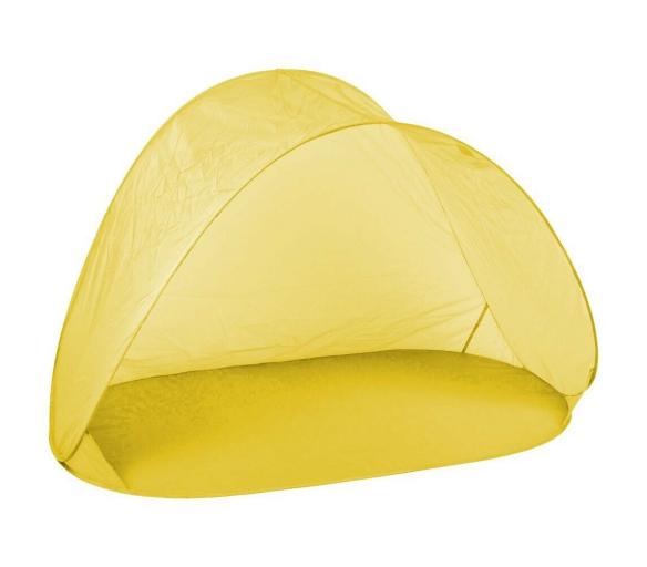 Linder Exclusiv Samorozkládací plážový stan Yellow