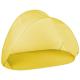 Linder Exclusiv Szétnyithatós tengerparti sátor Yellow