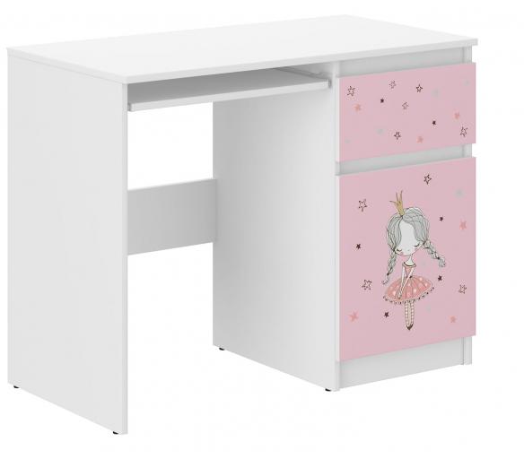 Wooden Toys Dětský psací stůl Princess N-33