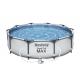 Bestway Steel Pro Max 3,05 x 0,76 m 56408 + Kartušová filtrace