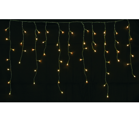 Linder Exclusiv Vánoční světelný déšť 160 LED Teplá bílá