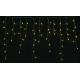 Linder Exclusiv Vianočný svetelný dážď 160 LED Teplá biela