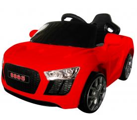 R-Sport Elektrické autíčko Cabrio AA4 Červené