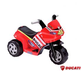 Peg-Perego Elektrická motorka DUCATI DESMOSEDICI 6V