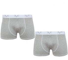 Versace Boxeralsók 2-Pack Grey Méret: S