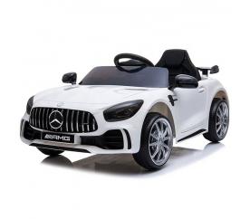 R-Sport Elektrické autíčko Mercedes GTR Bílé