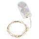 Linder Exclusiv Vánoční řetěz na baterie 30 LED Teplá bílá