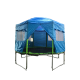 Aga Stan na trampolínu 366 cm (12 ft) Blue