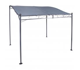 Linder Exclusiv Altana ogrodowa brezentowa 2,5x3 m Grey